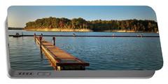 Barren River Lake Dock Portable Battery Charger