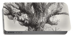 Barringtonia Tree Portable Battery Charger