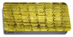Bars Of Gold Portable Battery Charger