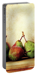 Bartlett Pears Portable Battery Charger