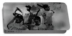 Base Ball Players Portable Battery Charger