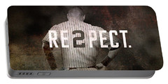 Baseball - Derek Jeter Portable Battery Charger