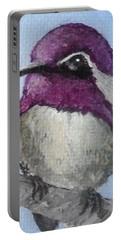 Bashful Portable Battery Charger