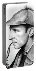 Peter Cushing Portable Battery Charger