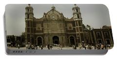 Basilica De Guadalupe - Mexico IIi Portable Battery Charger