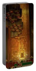 Basilica De Guadalupe - Mexico V Portable Battery Charger