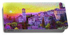 Basilica Of St. Francis Of Assisi Portable Battery Charger