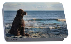 Portable Battery Charger featuring the photograph Bask In The Sun by Robin-Lee Vieira