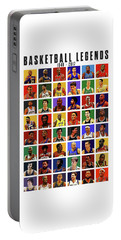 Basketball Legends Portable Battery Charger