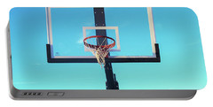 Basketball Net Swoosh Portable Battery Charger