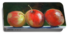 Basking Apples Portable Battery Charger