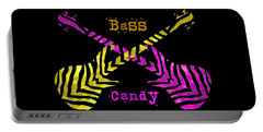Bass Candy Portable Battery Charger