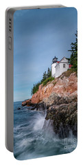 Bass Harbor Head Lighthouse Portable Battery Charger