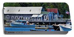 Bass Harbor Maine Portable Battery Charger