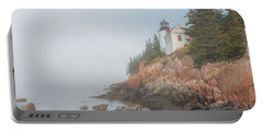 Bass Harbor Sunrise A Portable Battery Charger
