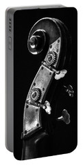 Bass Violin Portable Battery Charger