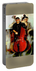 Bassman Portable Battery Charger by Sadie Reneau
