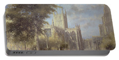 Bath Abbey Paintings Portable Battery Chargers
