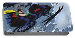 Batman '66 Portable Battery Charger