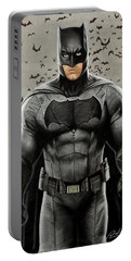 Batman Ben Affleck Portable Battery Charger
