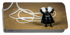 Batman Likes Music Too Portable Battery Charger