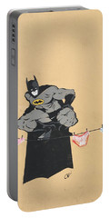 Superhero Portable Battery Chargers