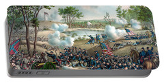 Battle Of Cold Harbor Portable Battery Charger