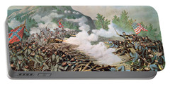 Battle Of Kenesaw Mountain Georgia 27th June 1864 Portable Battery Charger