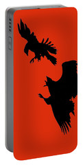Battle Of The Eagles Portable Battery Charger