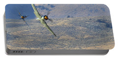 Battle Of The Hawker Sea Furys Portable Battery Charger