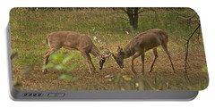 Battling Whitetails 0102 Portable Battery Charger