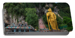 Batu Caves Portable Battery Charger