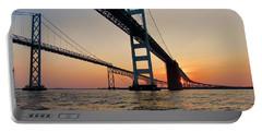 Bay Bridge  Portable Battery Charger