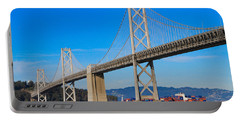 Bay Bridge With Apl Houston Portable Battery Charger