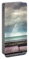 Bay Of Rainbows Portable Battery Charger