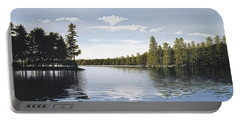 Bay On Lake Muskoka Portable Battery Charger