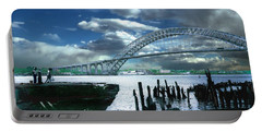Bayonne Bridge Portable Battery Charger