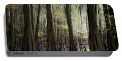 Bayou Trees Portable Battery Charger