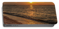 Bayside Sunset Portable Battery Charger