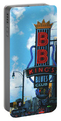 Bb Kings Portable Battery Charger