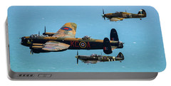 Bbmf Eastbourne Beachy Head Flypast Portable Battery Charger