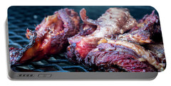 Bbq Beef 1 Portable Battery Charger