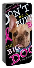 Be The Big Dog Portable Battery Charger