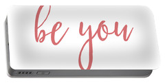 Be You Portable Battery Charger