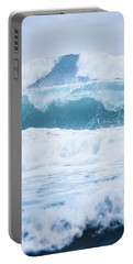 Portable Battery Charger featuring the photograph Beach Beauty by Parker Cunningham