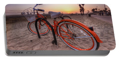 Beach Bike Portable Battery Charger