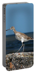 Beach Bird Portable Battery Charger