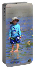 Beach Boy Portable Battery Charger