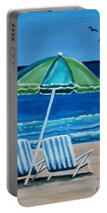 Beach Chair Bliss Portable Battery Charger