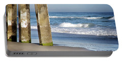 Beach Dreams Portable Battery Charger by Phil Mancuso